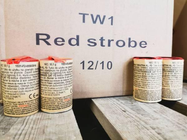 Flash rot (Red Strobe, Strobolo)