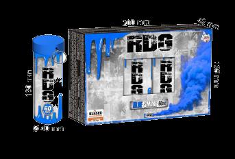 Rauchgranaten blau (RDG60M)