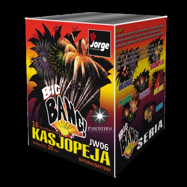 Kasjopeja - Big Bang Serie