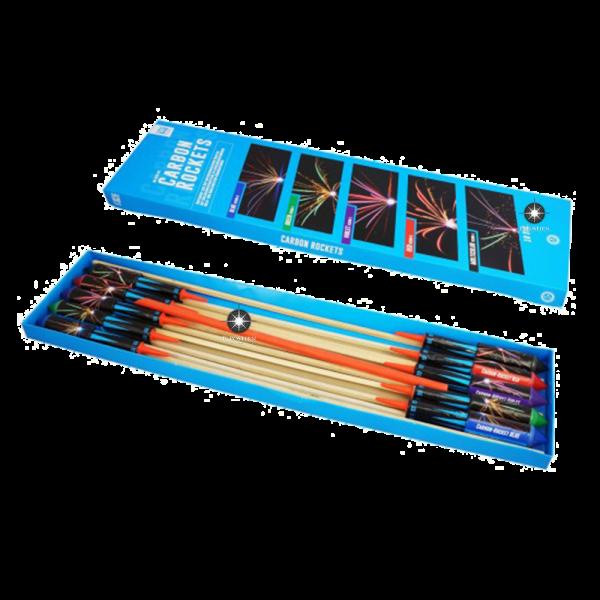 Carbon Rockets