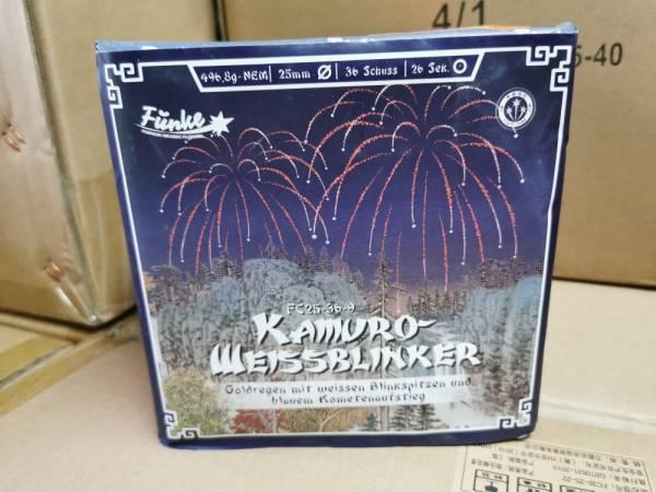 Kamuro-Weissblinker