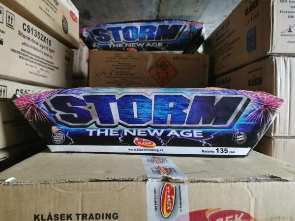 Storm New Age - S Type (1.3G,CS1352X14)